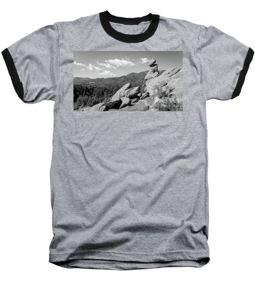 The Valley Below Baseball T-Shirt