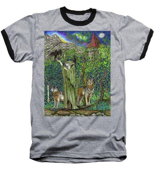 The Wanderer Baseball T-Shirt
