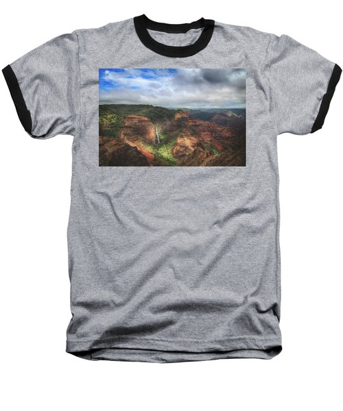 There Are Wonders Baseball T-Shirt by Laurie Search