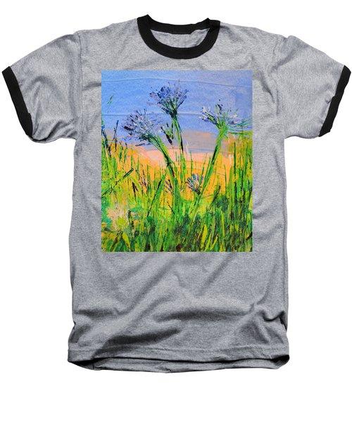 Thistles One Baseball T-Shirt