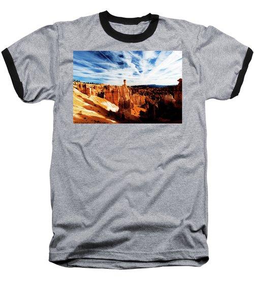 Thor's Hammer Baseball T-Shirt