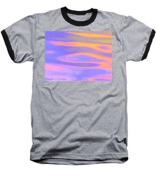 Threads Of Light Baseball T-Shirt