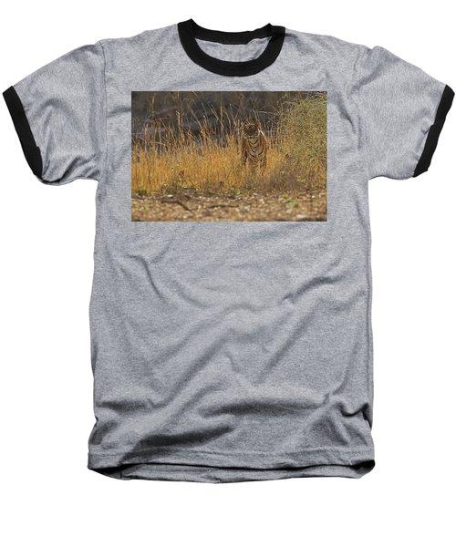 Tigress Baseball T-Shirt