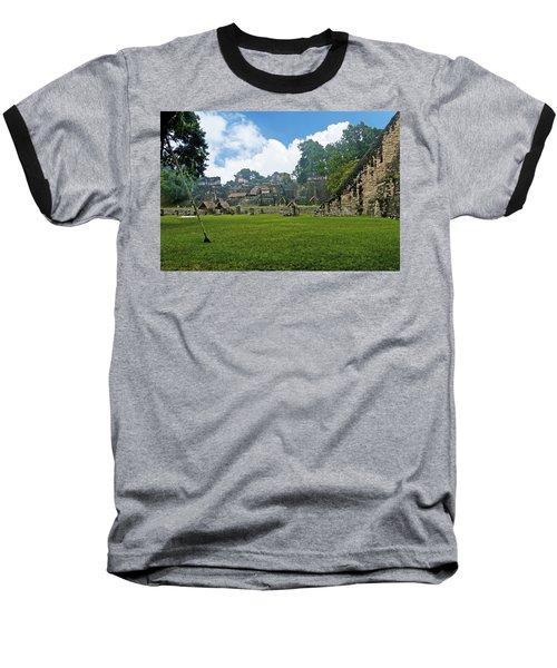 Tikal, Guatemala Baseball T-Shirt