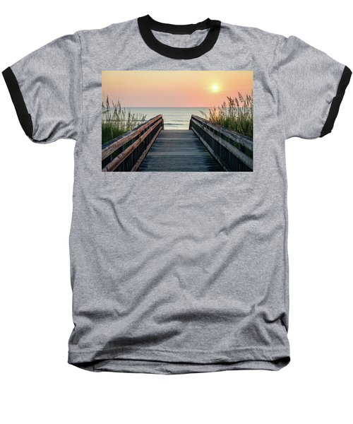 Beyond The Sea Baseball T-Shirt