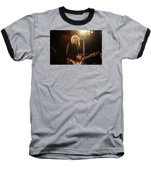 Tom Petty Baseball T-Shirt