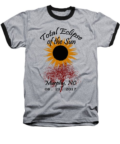 Total Eclipse T-shirt Art Murphy Nc Baseball T-Shirt