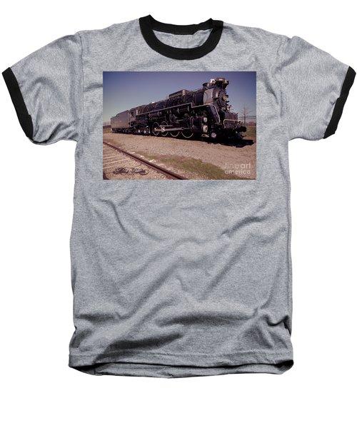 Train Engine #2732 Baseball T-Shirt