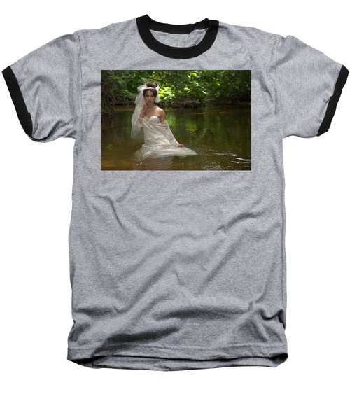 Trash The Dress Baseball T-Shirt
