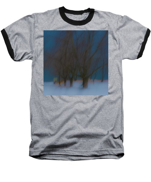 Tree Dreams Baseball T-Shirt