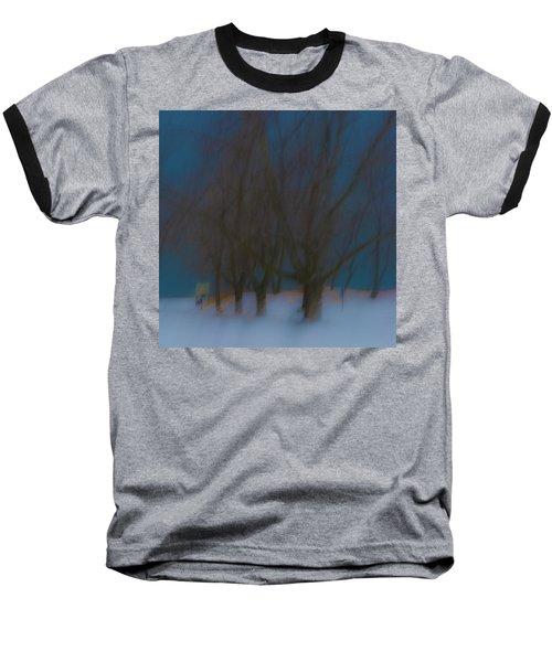 Tree Dreams Baseball T-Shirt