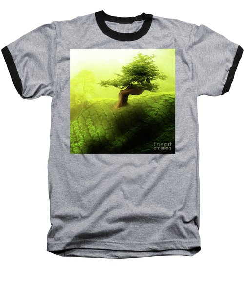 Baseball T-Shirt featuring the photograph Tree Of Life by Mo T