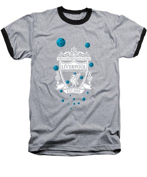Tribute To Liverpool 4 Baseball T-Shirt