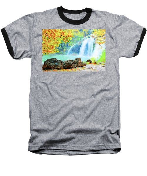 Turner Falls Baseball T-Shirt