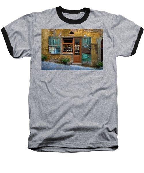 Tuscany Wine Shop 2 Baseball T-Shirt