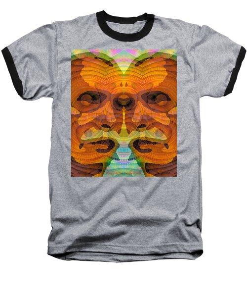 Two-faced Baseball T-Shirt