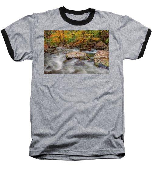 Tye River Baseball T-Shirt by David Cote