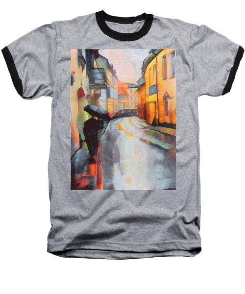 Under The Rain Baseball T-Shirt