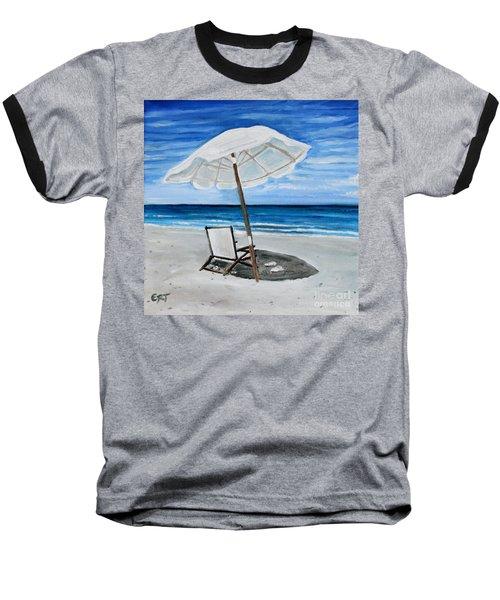 Under The Umbrella Baseball T-Shirt