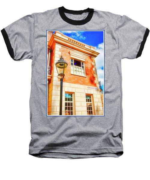 United Kingdom Pavilion, Epcot, Walt Disney World Baseball T-Shirt