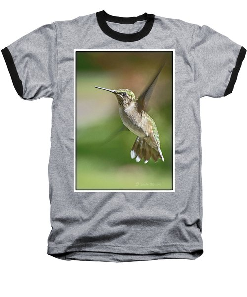 Untitled Hum_bird_five Baseball T-Shirt