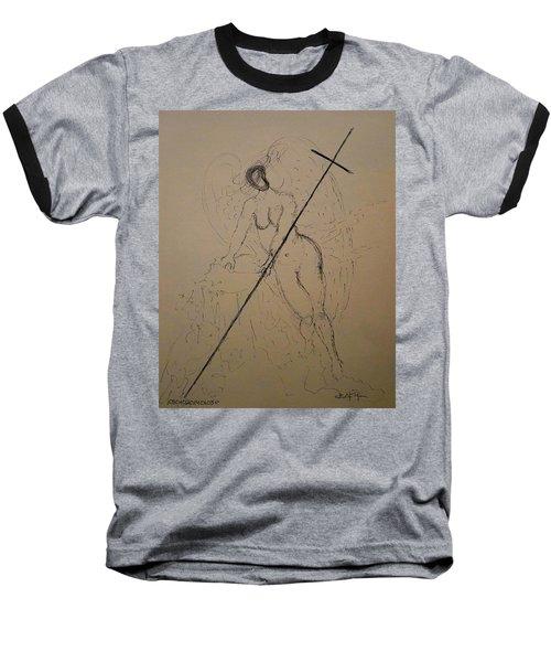 Unveiled Beauty Baseball T-Shirt