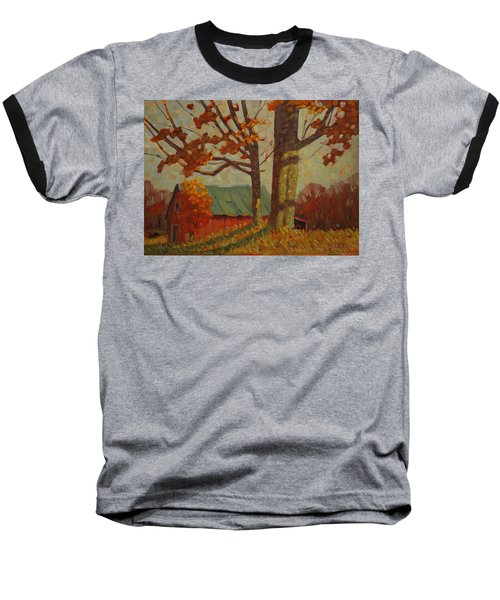 Upstate New York Baseball T-Shirt