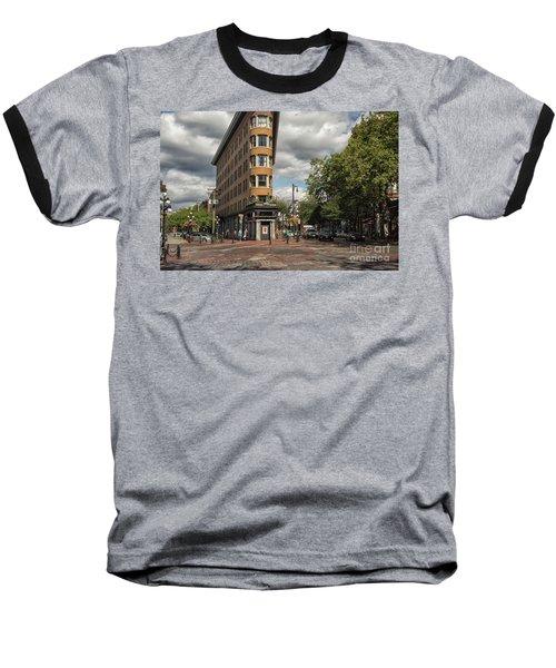 Vancouver City Life Baseball T-Shirt