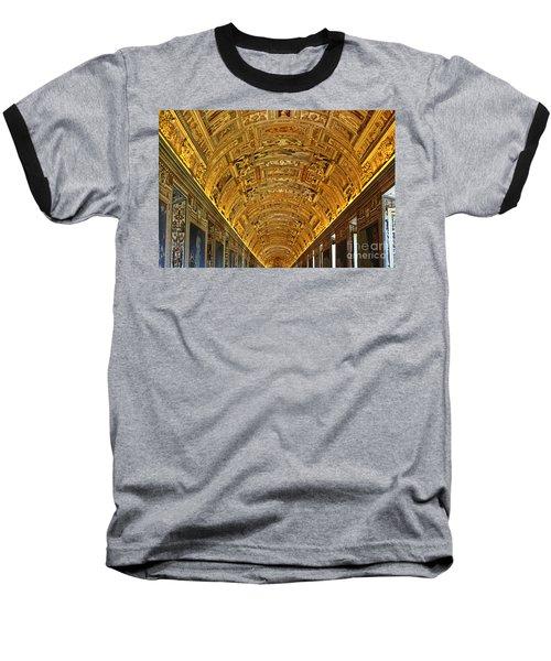 Vatican II Baseball T-Shirt