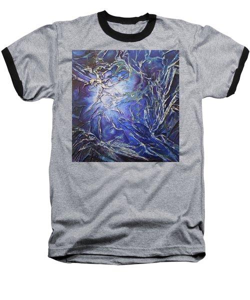 Venus Baseball T-Shirt by Angela Stout
