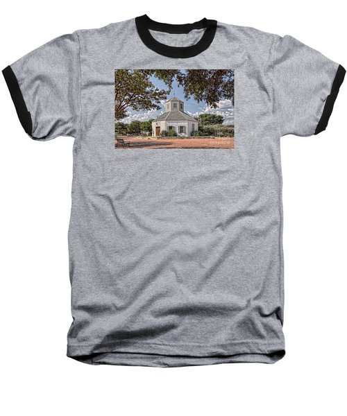 Vereins Kirche Baseball T-Shirt