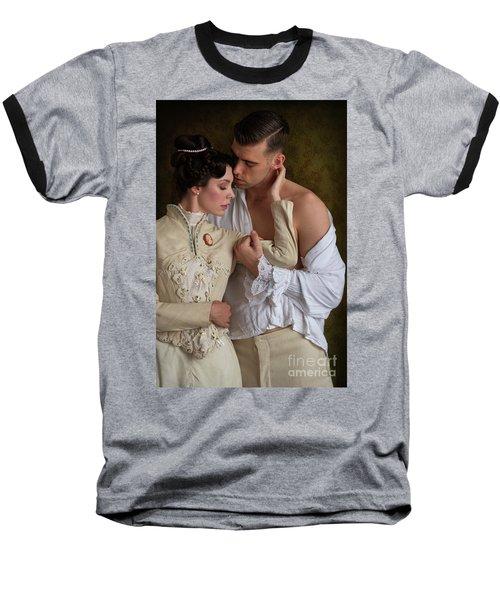 Victorian Lovers Baseball T-Shirt