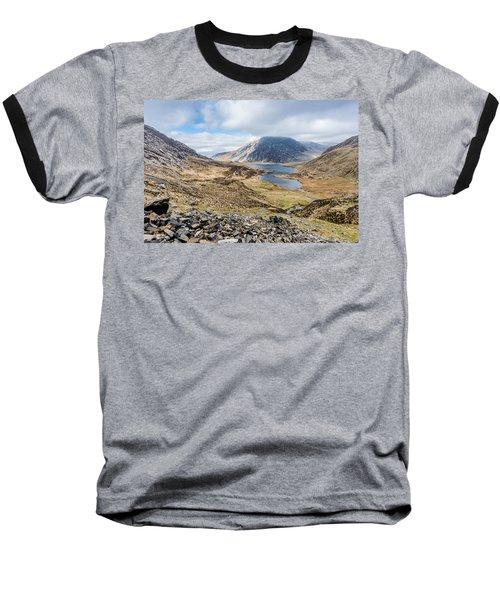 View From Glyder Fawr Baseball T-Shirt
