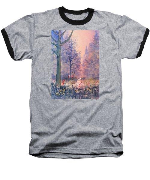 Vigilance Baseball T-Shirt