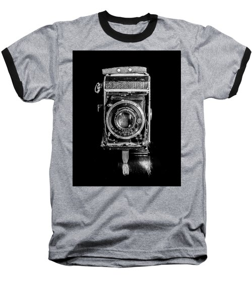 Vintage Camera Baseball T-Shirt