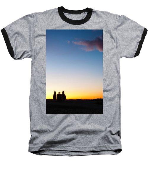 Vitaleta Chapel Baseball T-Shirt