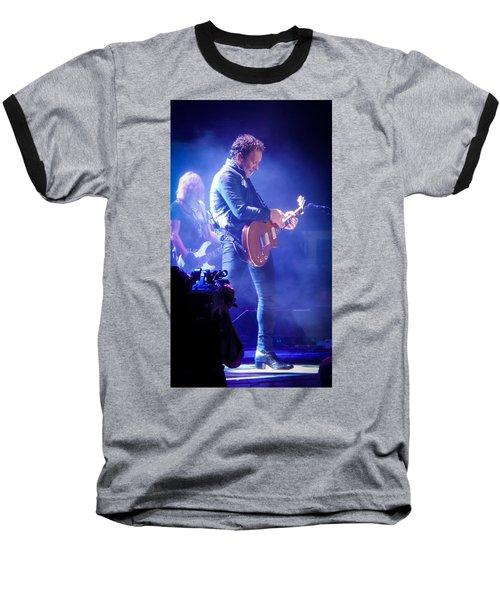 Vivian Campbell Baseball T-Shirt by Luisa Gatti