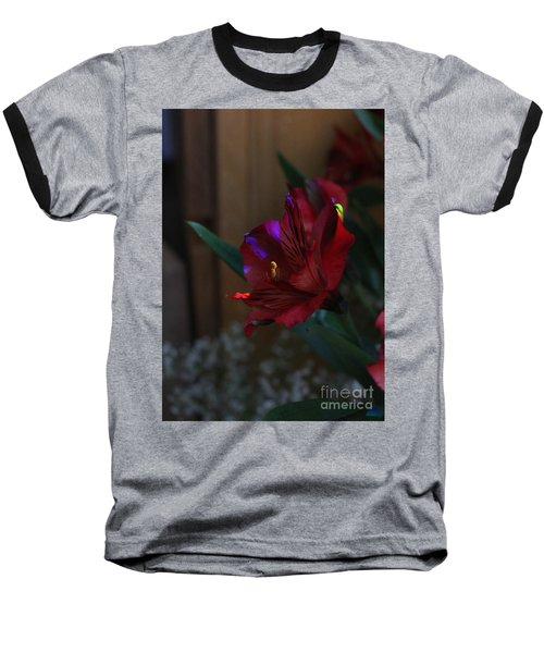 Baseball T-Shirt featuring the photograph Waiting For You by Marie Neder