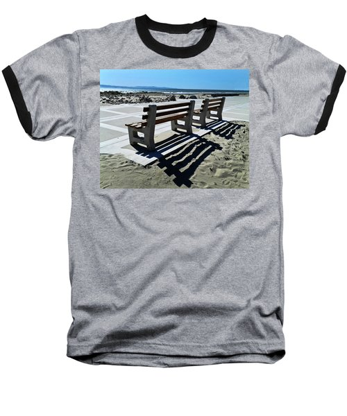 Waiting Baseball T-Shirt