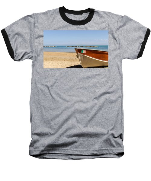 Waiting Summer Baseball T-Shirt
