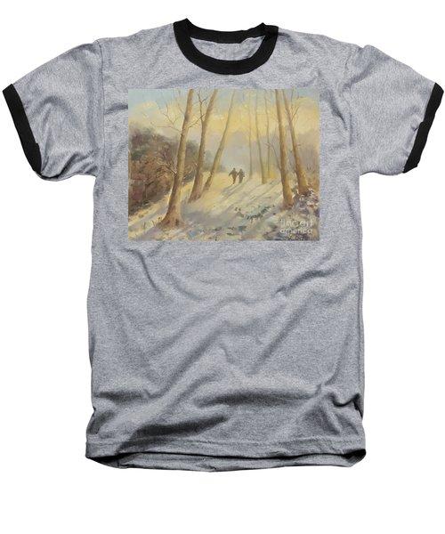 Walking In Sunshine Baseball T-Shirt