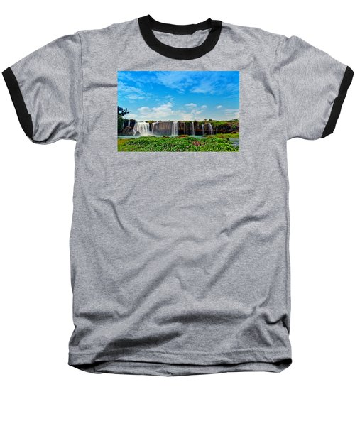 waterfalls Draynur Baseball T-Shirt