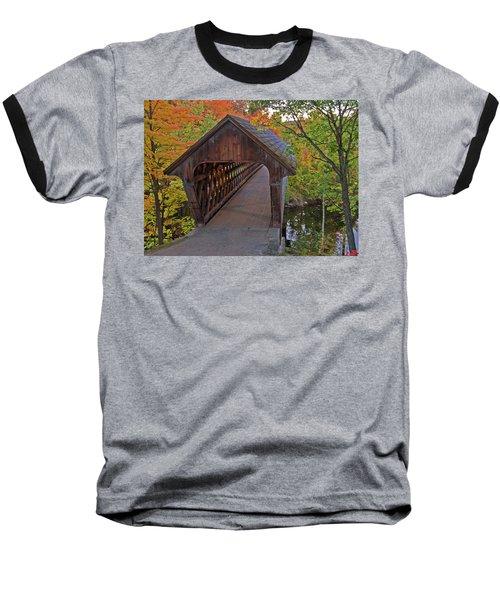 Welcoming Autumn Baseball T-Shirt