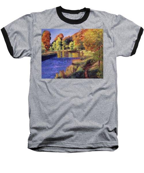 Whispering River Baseball T-Shirt