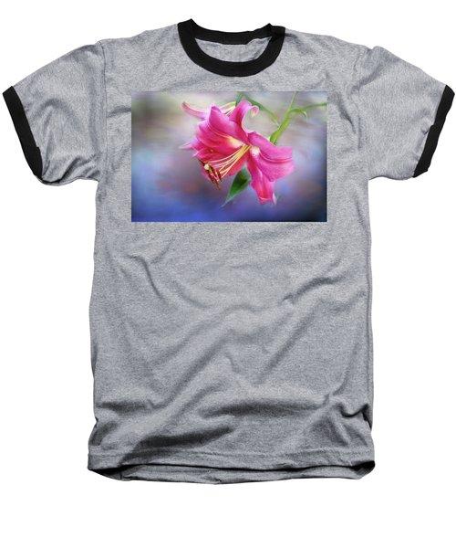 White Hall Lily Baseball T-Shirt