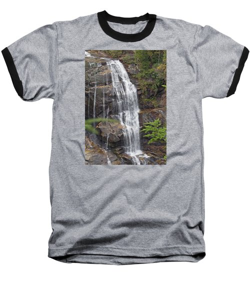 Whitewater Falls 10 Baseball T-Shirt