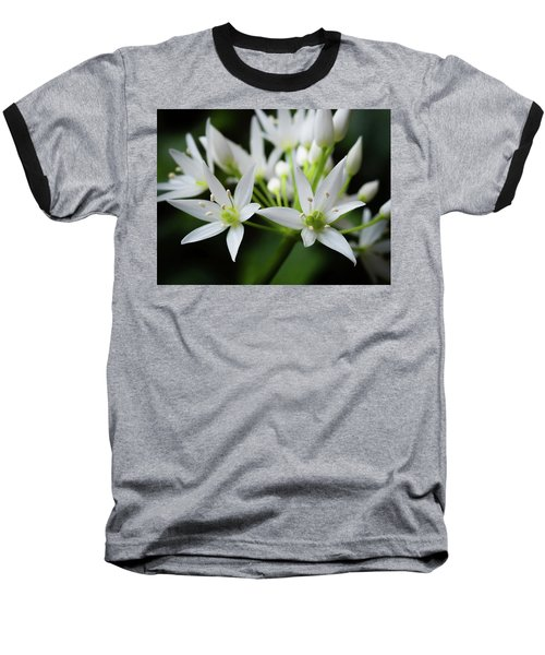 Wild Garlic Baseball T-Shirt