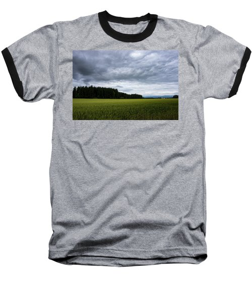 Willamette Wheat Baseball T-Shirt
