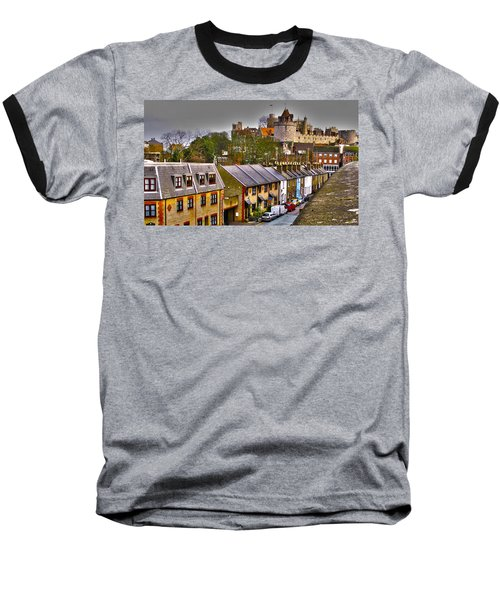 Windsor Castle Baseball T-Shirt
