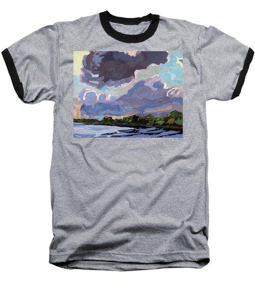 Windy Day Baseball T-Shirt